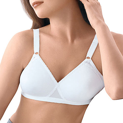 Playtex - Women's Cross Your Heart Lightly Lined Seamless Bra