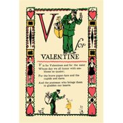 Buy Enlarge 0-587-07442-6P12x18 V for Valentine- Paper Size P12x18