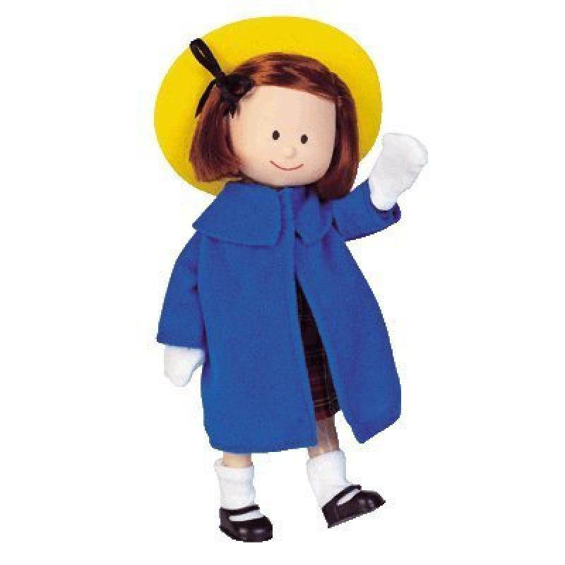 Madeline 8 inch Poseable Doll by
