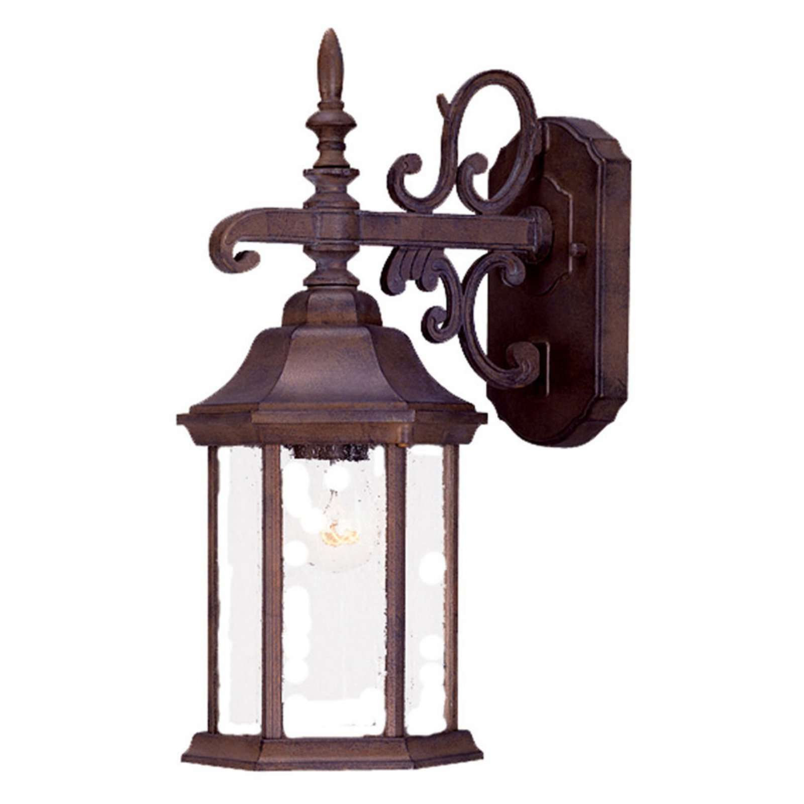 Acclaim Lighting Madison 1 Light Outdoor Wall Mount Light Fixture