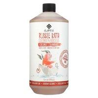 Alaffia 2090819 32 fl oz Coconut Strawberry Everyday Bubble Bath