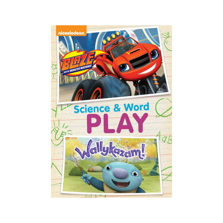 Science & Word Play Collection: Blaze / Wallykazam! (DVD)](Blaze Movie)