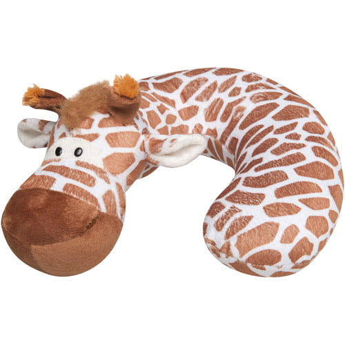 Animal Planet Neck Support Pillow, Giraffe by H.I.S. Juveniles, Inc.
