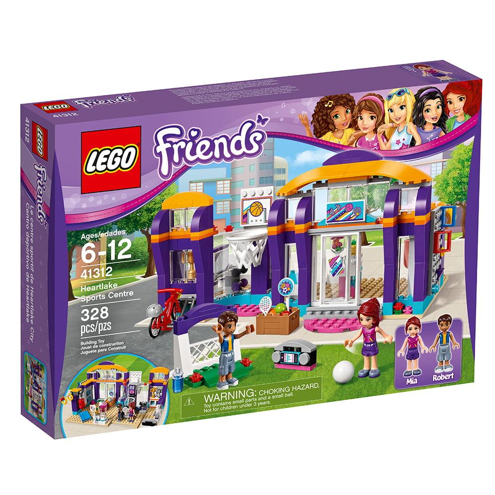 Lego Lego Friends Heartlake Sports Center 41312 Walmartcom