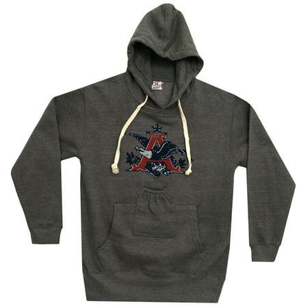 Budweiser Beer Pouch Adult Hoodie Hooded Sweatshirt