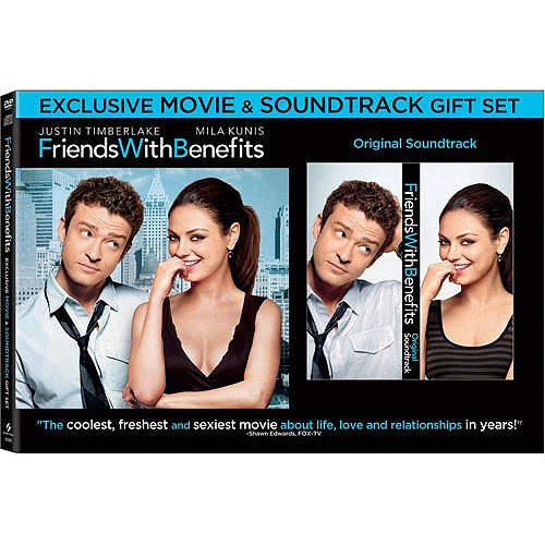Friends With Benefits (Exclusive Movie And Soundtrack Gift Set) (Anamorphic Widescreen)
