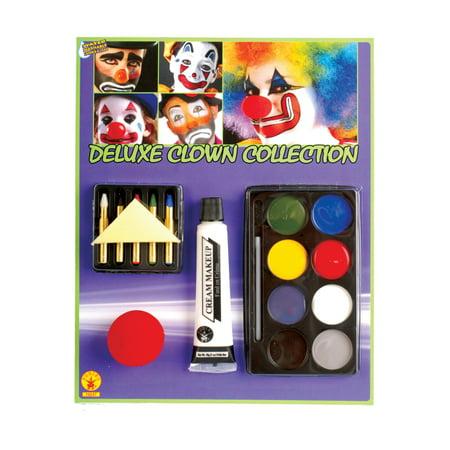 Clown Makeup Set - Gangster Clown Makeup