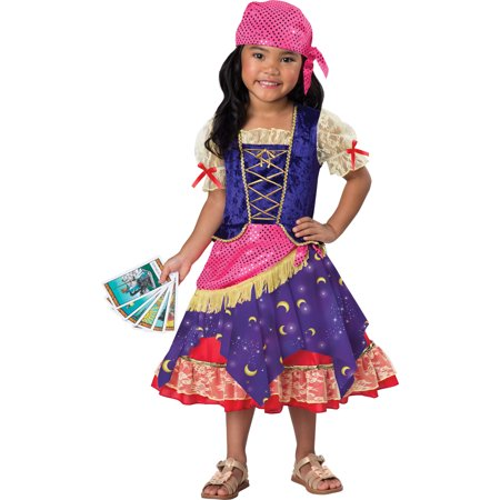 Kids Gypsy Costumes (Toddler Darling Gypsy Costume Incharacter Costumes)