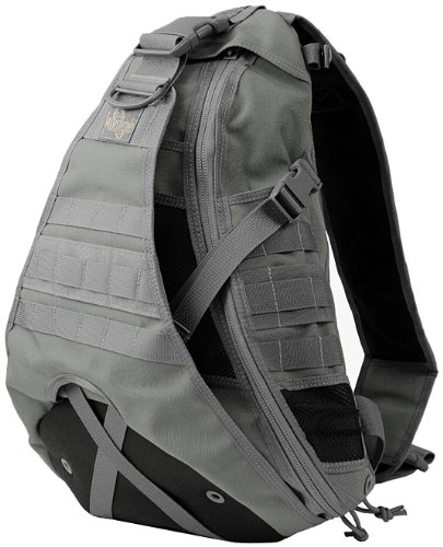 Maxpedition Monsoon Gearslinger, Foliage Green Multi-Colored