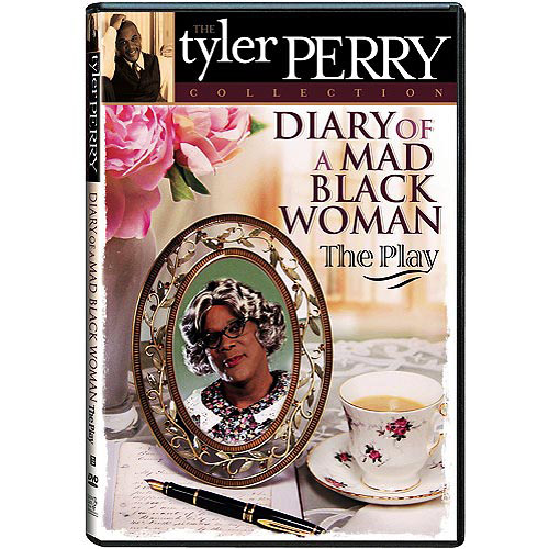 Diary Of A Mad Black Woman: The Play (Full Frame)