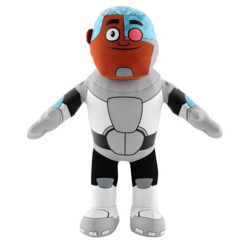 Brand New DC Comics Teen Titans Go! Cyborg Plush, 10\ by