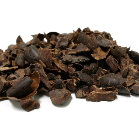 Cocoa Nibs - Organic Cacao (Cocoa) Nibs, Theobroma cacao 4 oz