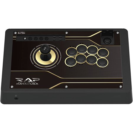 Hori Fighting Stick 360 - HORI Real Arcade Pro N Hayabusa Arcade Fight Stick for PS4 / PS3 / PC