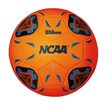 Wilson NCAA Copia II Orange-Blue Soccer Ball Size 5