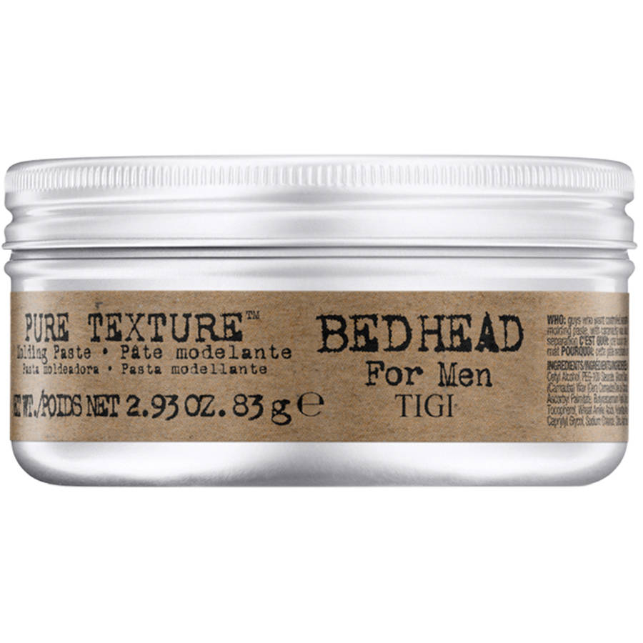 Tigi Bed Head for Men Pure Texture Molding Paste, 2.93 oz