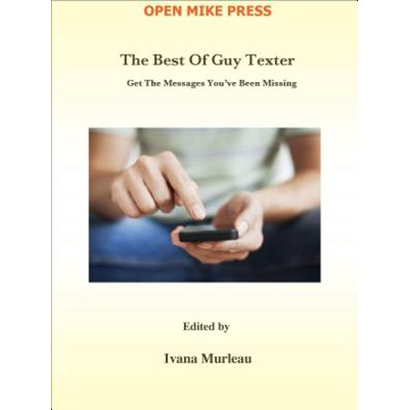 The Best of Guy Texter - eBook (Best Converse For Guys)