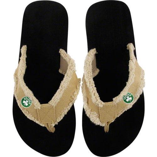 NBA - Boston Celtics Khaki Sandals