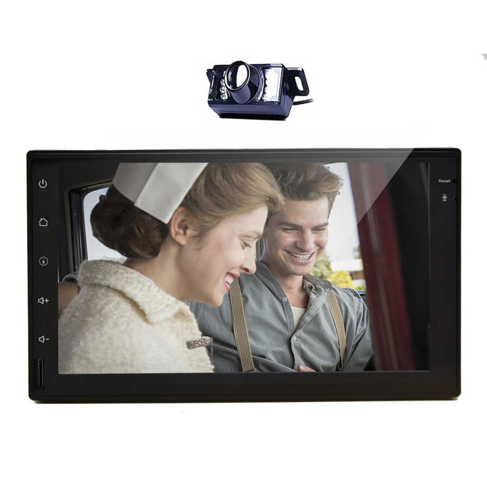 7'' EinCar Android 6.0 Car Stereo with Quad Core 16GB CPU...
