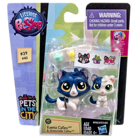 Littlest Pet Shop Costumes (Littlest Pet Shop Pet Pawsabilities Keena Catley & Honeybelle)