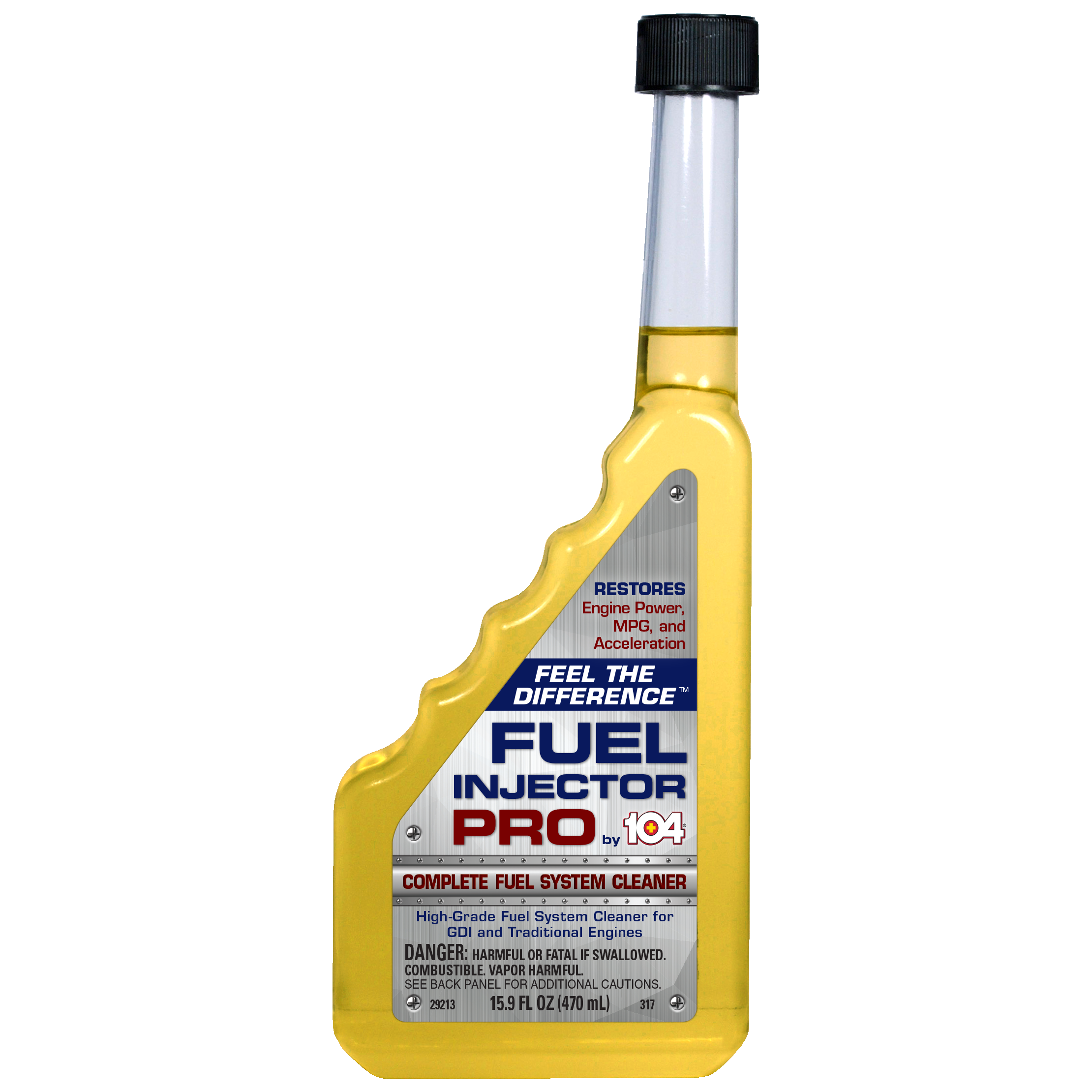 104+ Fuel Injector Pro Fuel System Cleaner