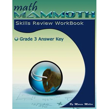 Math Mammoth Grade 3 Skills Review Workbook Answer (Envision Math Grade 6 Workbook Answer Key)