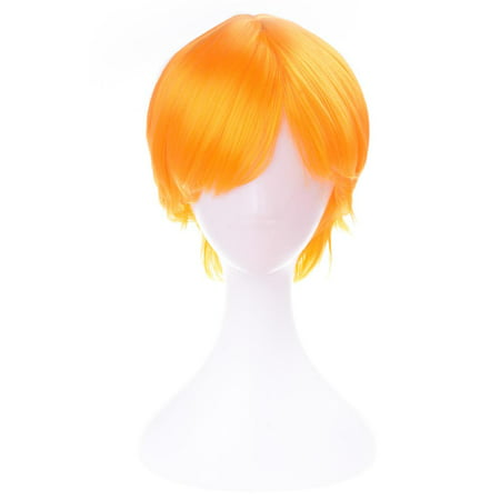 Cheap Fun Wigs (Wigs High-temperature Synthetic Fiber For Cosplay Party Costume Fashion Fun)