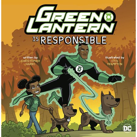 Green Lantern Is Responsible - Superhero And Villain Ideas