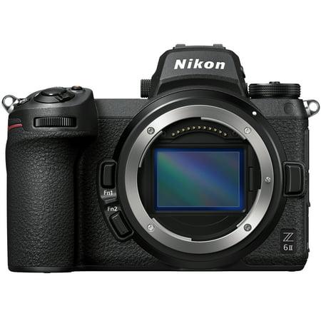 Nikon Z6II Mirrorless Camera 24.5MP Full Frame FX-Format Body Only 1659