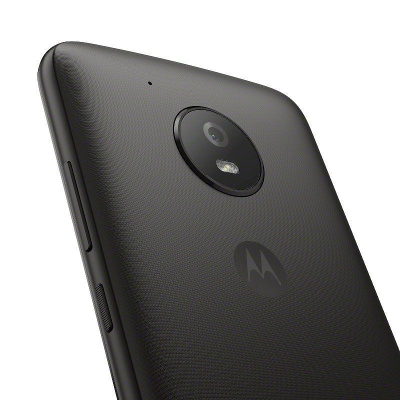 motorola 01095nartl. motorola moto e4 16gb unlocked smartphone - licorice black image 3 of 5 01095nartl