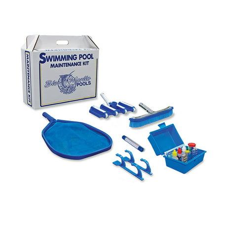 Classic Gunite Swimming Pool Maintenance Kit