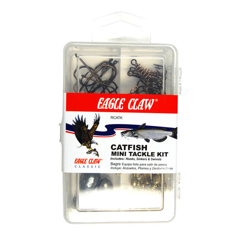 Eagle Claw Catfish Fishing Kit