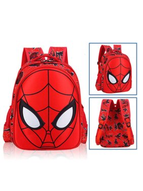 601e45ba03 Product Image 3D Spiderman School Bag Backpack Three Size For Kids Children  Gift
