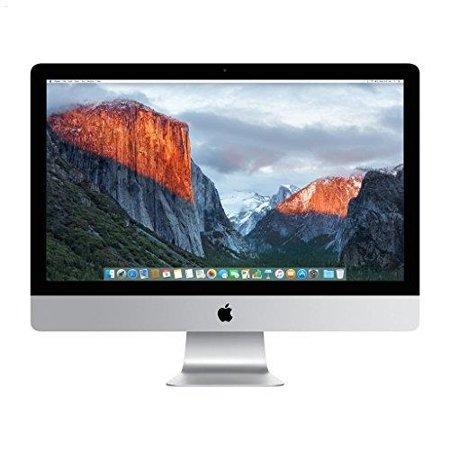 Apple Imac 27 With Retina 5K 5120X2880resolution 3 3 Ghz Core I5 8Gb 2Tb Fusion