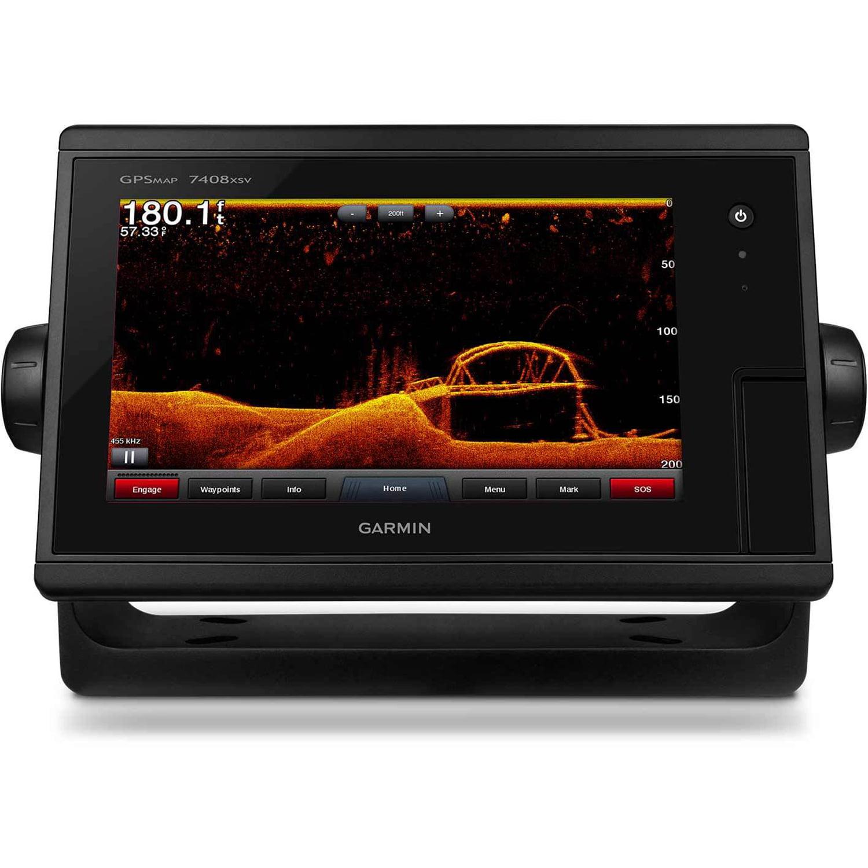 GPSMAP 7608 Multifunction Display with U.S. BlueChart g2 and LakeVu HD Charts