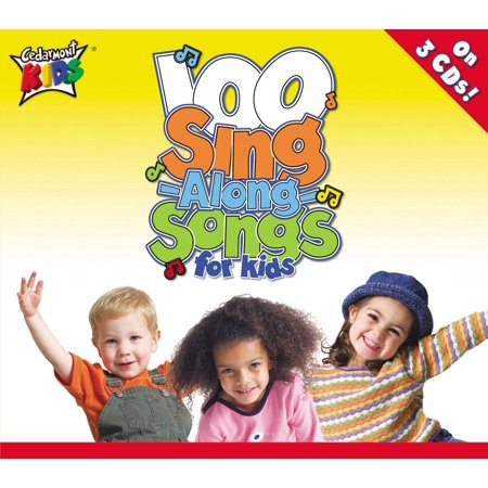 Cedarmont Kids - 100 Singalong Songs For Kids - 100 Hits Halloween Songs