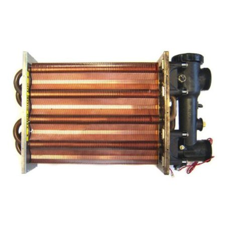 Hayward FDXLHXA1350 Heat Exchanger Assembly Replacement for Hayward H350FD Universal H-Series Low Nox Pool Heater