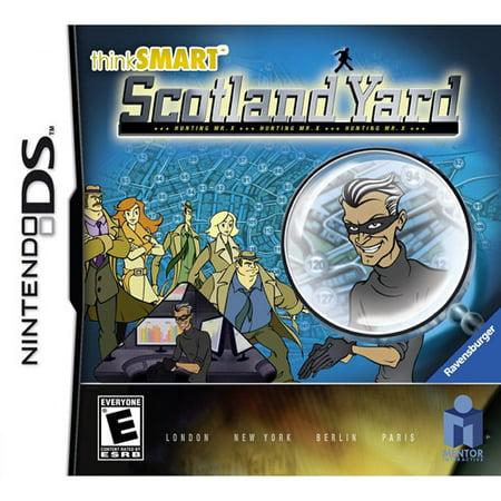 ThinkSmart: Scotland Yard (DS)