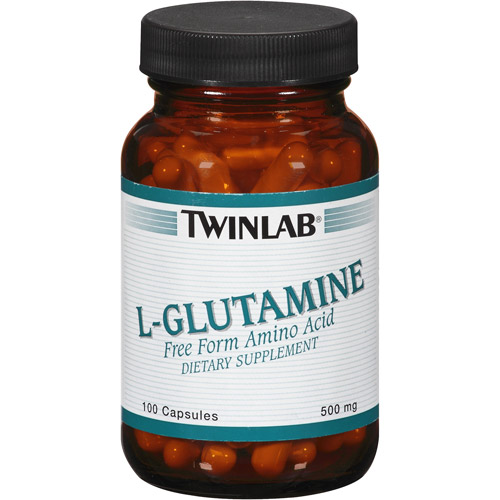 Twinlab L-Glutamine Tablets, 100ct