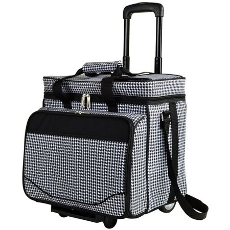 Picnic At Ascot Houndstooth Deluxe Rolling - Ice Coolers At Walmart