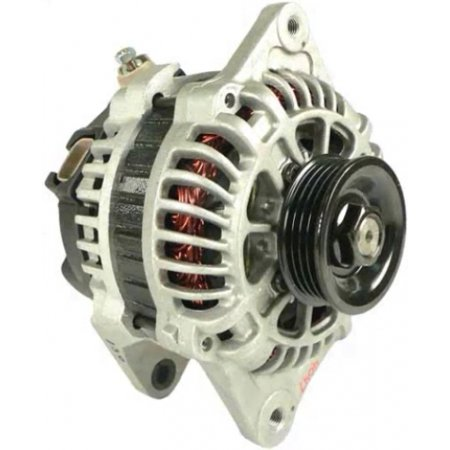 Starter And Alternator 13948n Kia Rio Replacement