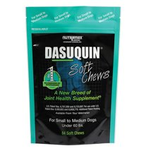 Dog Medication & Health Supplies: Nutramax Dasuquin Soft Chews