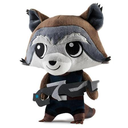 "Guardians of the Galaxy 8"" Phunny Plush: Rocket Raccoon - image 2 de 2"
