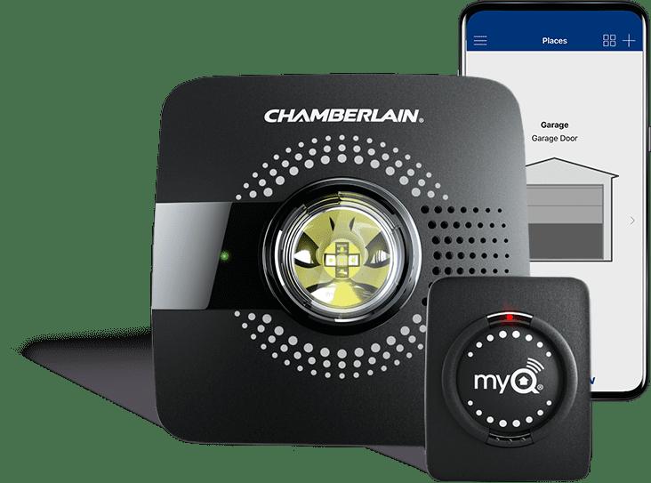 Chamberlain MYQ-G0301 MYQ Universal Smartphone Garage Door Control by Chamberlain