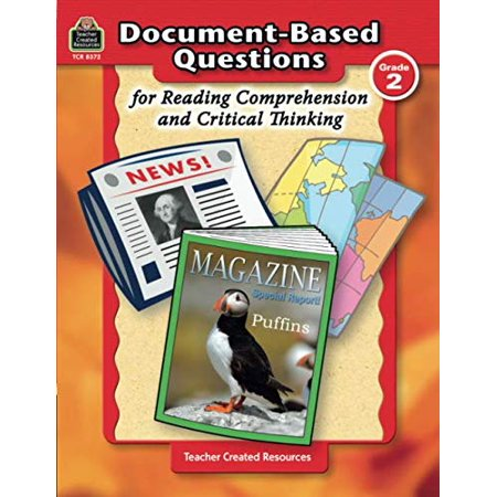 Document-Based Questions for Reading Comprehension and Critical Thinking - image 1 de 1