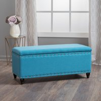 Tatiana Fabric Storage Indoor Bench