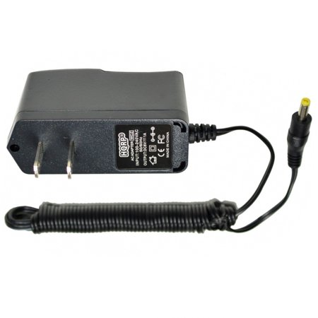 HQRP Blood Pressure Monitor AC Adapter / Power Supply for Omron HEM-ADPT1 / ADPT1 Replacement + HQRP Euro Plug Adapter