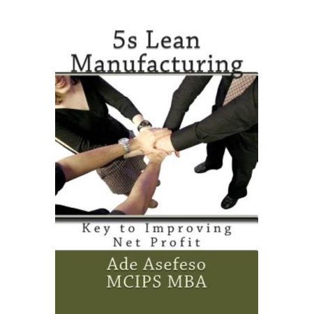 5S Lean Manufacturing  Key To Improving Net Profit