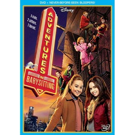 Adventures in Babysitting (DVD)