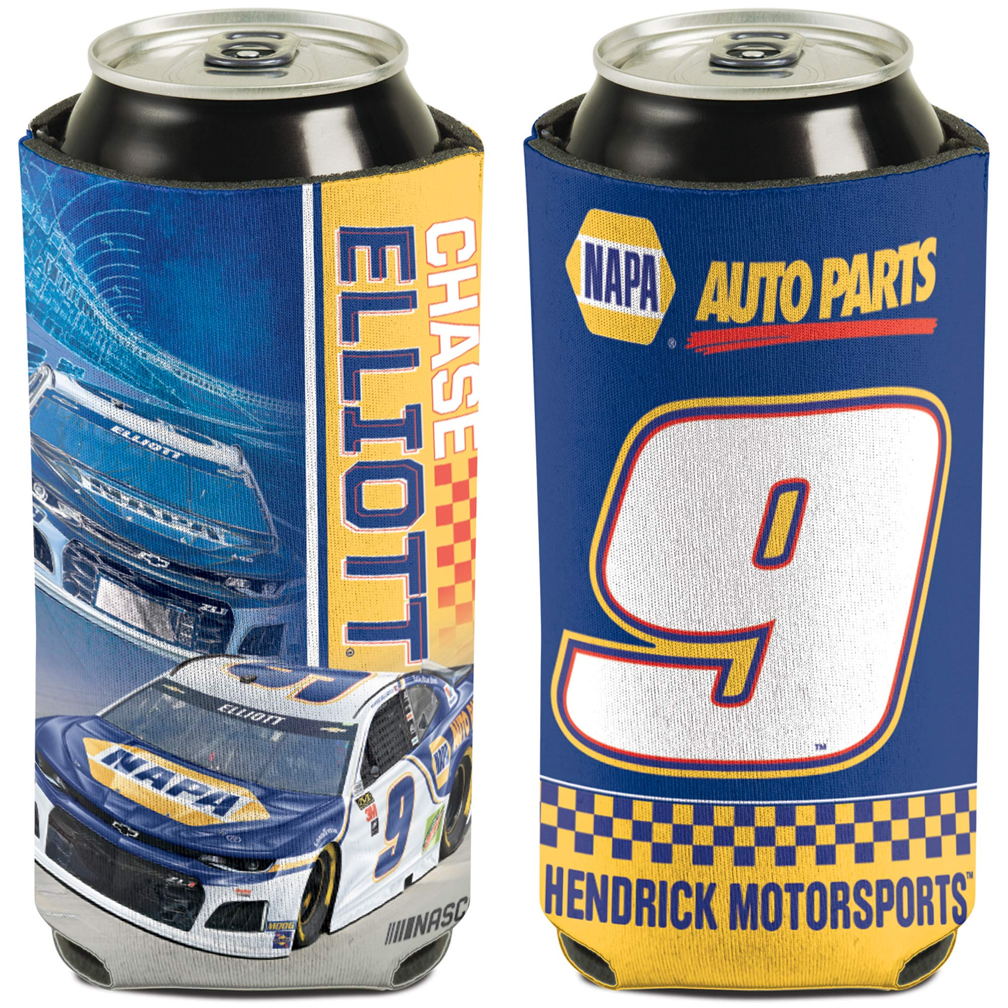 Chase Elliott WinCraft 16oz. NAPA Can Cooler - No Size