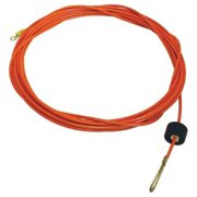 COXREELS 2182-G-50 Static Discharge Cable Kit,50Ft,Orange